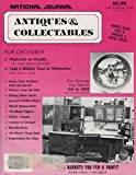 img - for National Journal Antiques & Collectables Magazine, December 1982, Volume 4, Number 11 book / textbook / text book