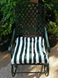 Rocker Seat Patio Cushions - Classic Design