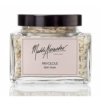 Maddi Alexander Bath Soak, Frivolous 200 g