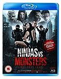 Ninjas Vs Monsters + Ninjas Vs Vampires (bonus) [Blu-ray]