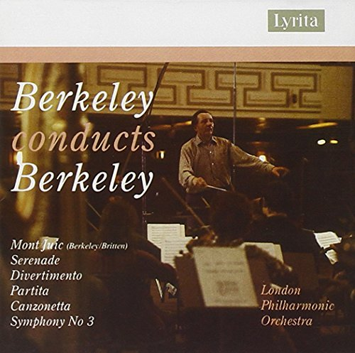 berkeley-orchestral-works
