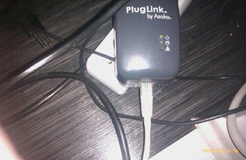 Pluglink 9650 ethernet adapter