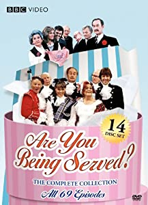 Are You Being Served? The Complete Collection from BBC Home Entertainment
