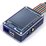 PiTFT Pibow case for Raspberry Pi