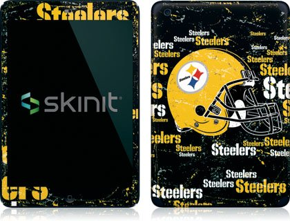 NFL - Pittsburgh Steelers - Pittsburgh Steelers - Blast Dark - Apple iPad Mini (1st & 2nd Gen) - Skinit Skin