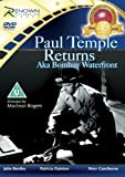 Paul Temple Returns - (Bombay Waterfront) [DVD] [1952]