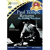 Paul Temple Returns - (Bombay Waterfront) [DVD] [1952]by Patricia Dainton