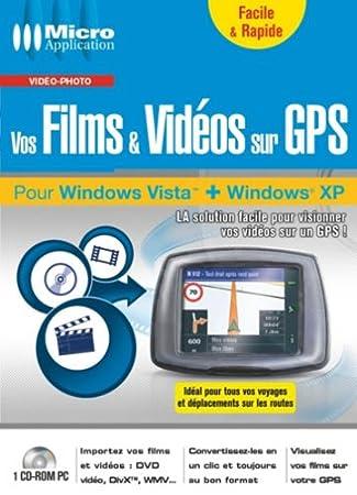 Vos Films & Vidéos sur GPS