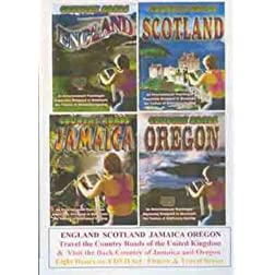 Exercise - ENGLAND - SCOTLAND - JAMAICA and OREGON