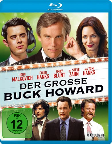 Der Grosse Buck Howard (Blu-Ray)