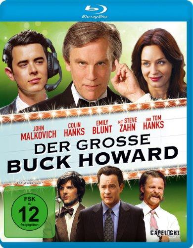 Der Grosse Buck Howard (Blu-Ray)