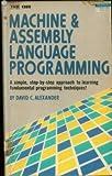 Machine and Assembly Language Programming