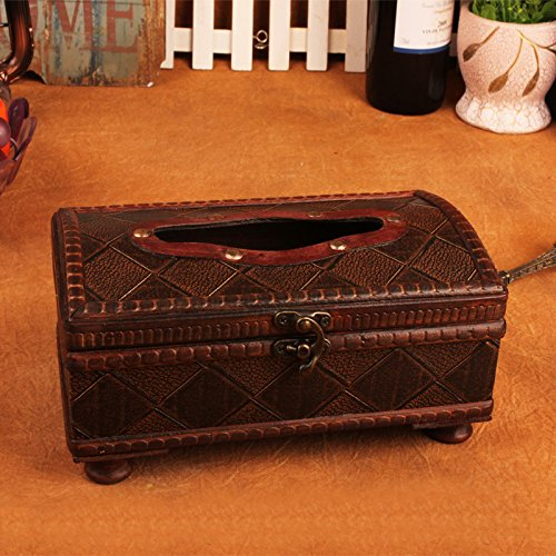 bb-tessuto-casella-copertina-retro-stile-arti-e-mestieri-scatola-legno-creativo-cuoio-pasto-vassoio-