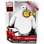 Big Hero 6 25Cm Baymax Plush Doll