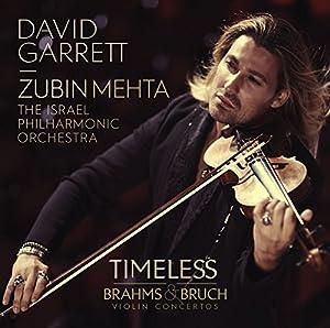 """Timeless"" Brahms & Bruch Violin Concertos by Decca (UMO)"