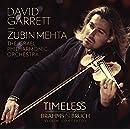 TIMELESS - Brahms & Bruch Violin Concertos