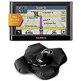 "Garmin nuvi 52LM 5.0"" GPS Navigation System with Lifetime Map Updates Mount Bundle"