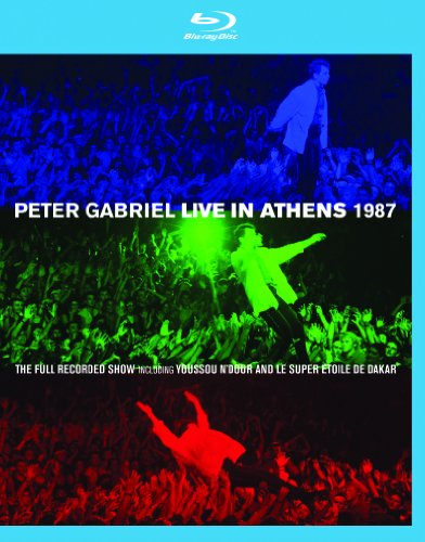 Live in Athens 1987 & Play [Blu-ray] [Import]