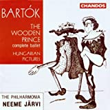 Bartok: The Wooden Prince / Hungarian Pictures ~ Bela Bartok
