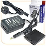 PremiumDigital Canon PowerShot A3100 IS Replacement AC Power Adapter