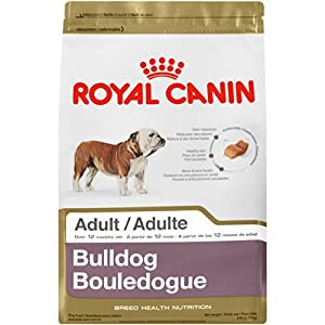 Royal Canin Medium Bulldog Dry Dog Food, 6-Pound Bag