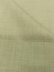 Grasim Men's Polyblend Beige Unstiched Safari Suit Fabric