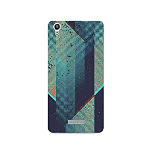TAZindia Printed Hard Back Case Cover For Lava Pixel V1
