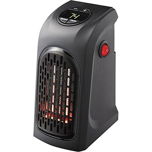 Commart As Seen on TV Handy Heater Heat Warm Warmer RV Bathroom Ships from USA (Lpg Wall Heater compare prices)