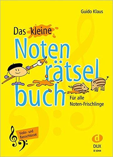 Das-kleine-Notenrtselbuch-Vilin-und-BassschlsselFr-alle-Noten-Frischlinge