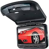 BOSS AUDIO BV90BA 9 inch Widescreen Flipdown & Swivel Monitor with DVD player, Wireless Remote