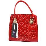 Mezzo99 Women's handbag (Red_sku49007dr)