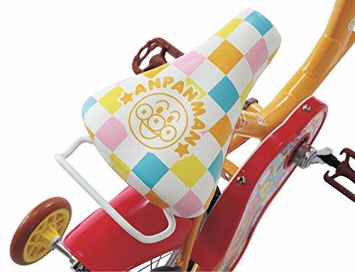 M&M(エムアンドエム) それいけ! アンパンマン 14インチ 幼児車 [低床フレーム、プリントサドル] 1405