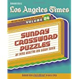 Los Angeles Times Sunday Crossword Puzzles, Volume 24 (The Los Angeles Times) ~ Sylvia Bursztyn