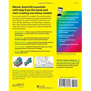 AutoCAD 2014 For Dummies Livre en Ligne - Telecharger Ebook