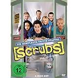 """Scrubs: Die Anf�nger - Die komplette dritte Staffel (4 DVDs)von """"Zach Braff"""""""