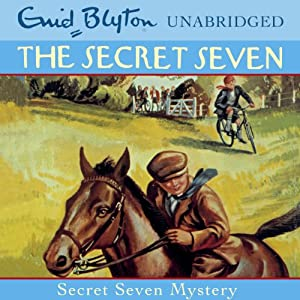 Secret Seven: 9 Audiobook