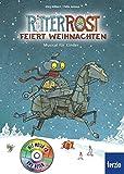 Image de Ritter Rost, Band 7: Ritter Rost feiert Weihnachten: Buch mit CD
