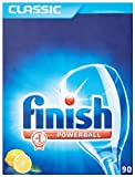Finish Powerball Classic 90 Tablets Lemon