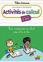 Activités de Calcul avec Lila et Noé