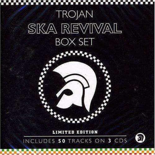 Various - Trojan Ska Revival Box Set - Zortam Music