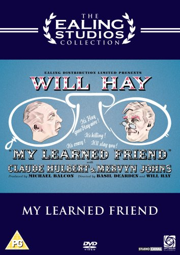 My Learned Friend [DVD]
