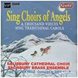 Sing Choirs Of Angels (Salisbury Cathedral Choir)