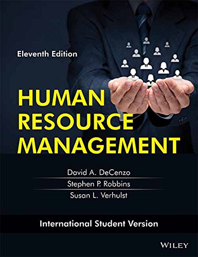 human resource management pdf books