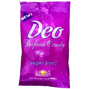 Deo Perfume Candy (Sugar-free)