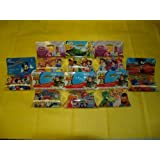 "Disney Silly Bandz Magical Kingdom Collection* Which Includes 1 Pack of Each* Toy Story 3 (Series 1-2-3)*Mickey & Friends*Disney/Pixar CARS*Tinkerbell & Fairies*Disney Princess' Series 1 & 2*This Ultimate Disney Collection Consists Of 164 Bandz + Free ""Forever Carabina"" To Carry Your Magical Disney Bandz!!!"