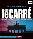 John Le Carre The Best of George Smiley: The Spy Who Came in from the Cold & Tinker Tailor Soldier Spy (BBC Radio)
