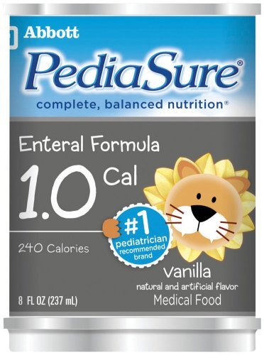 pediasure-15-cal-8-oz-can-vanilla-case-24-by-pediasure