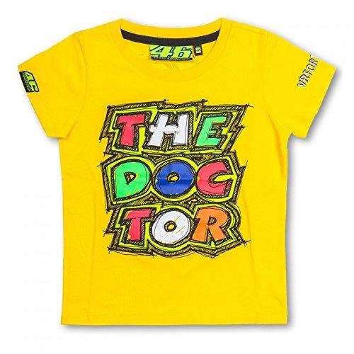 camiseta-nino-valentino-rossi-the-doctor-oficial-vr46-motogp-talla-8-9-anos