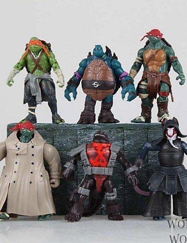 XXL Mutant Ninja Turtles Joint Action Figure Toy Model Toy