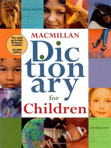 Macmillan Dictionary For Children front-939520